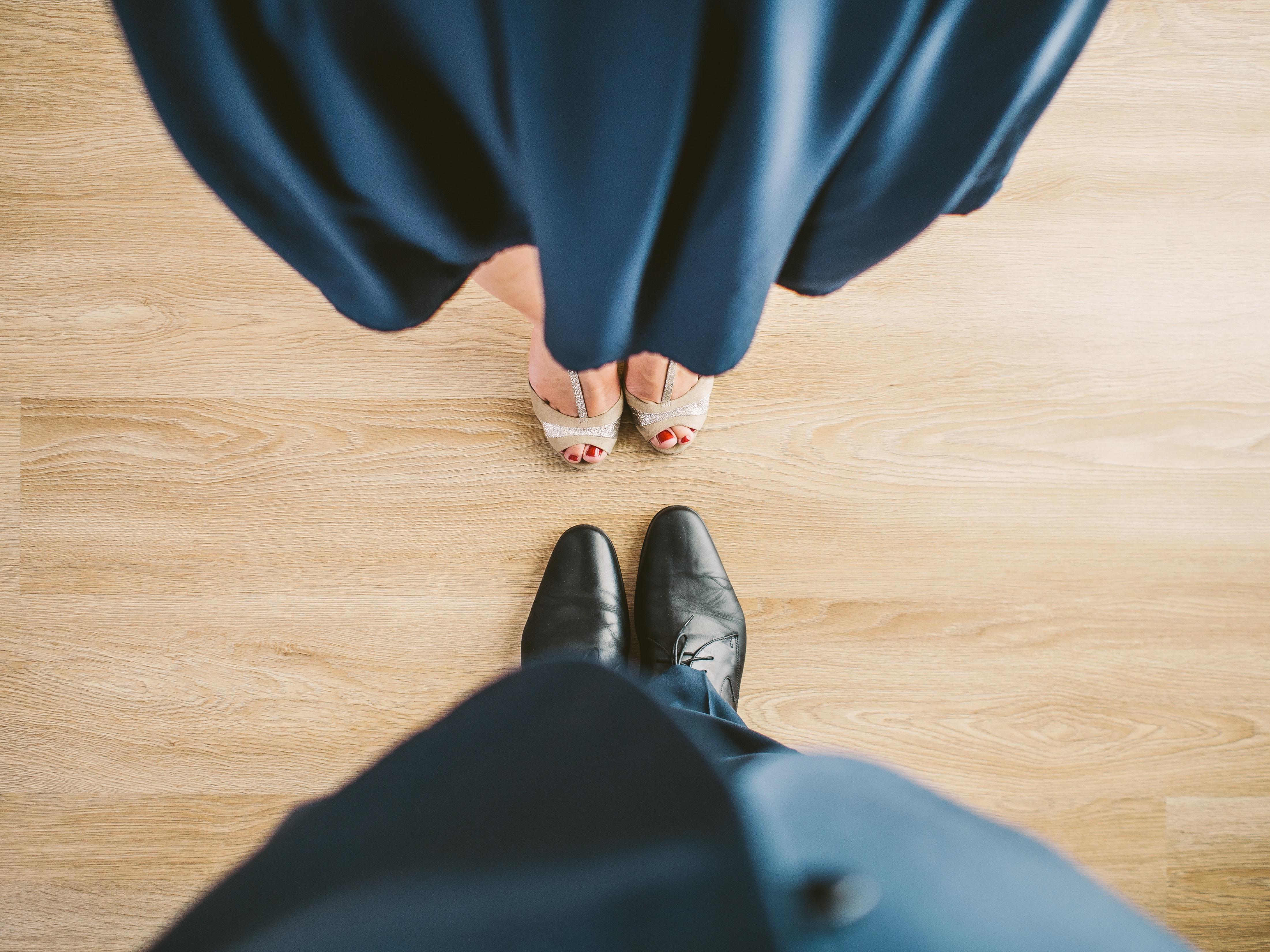Redo för en dans tillsammans